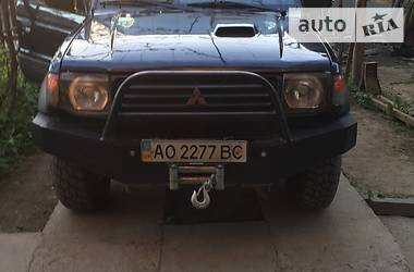 Mitsubishi Pajero Wagon 1993 в Ужгороде