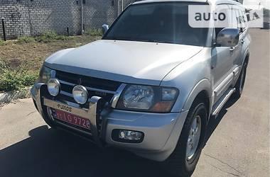 Mitsubishi Pajero Wagon 2001 в Кременчуге