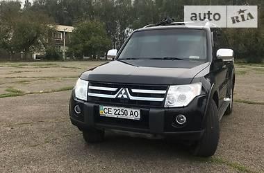Mitsubishi Pajero Wagon 2008 в Черновцах