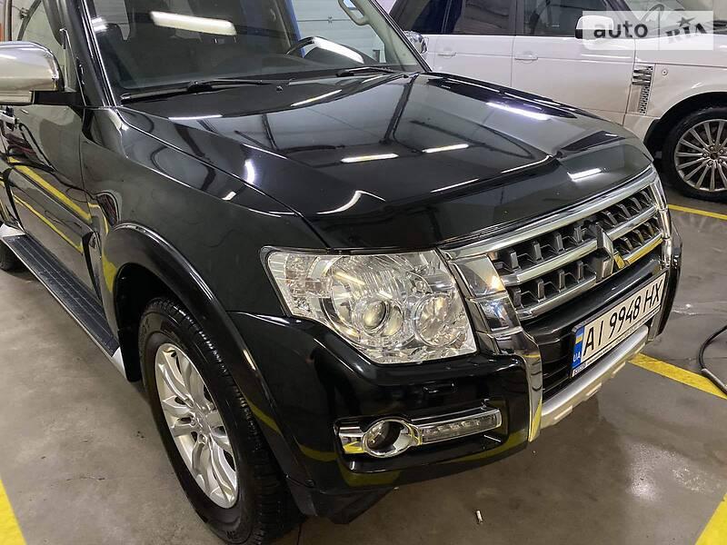 Mitsubishi Pajero Wagon 2015 в Киеве