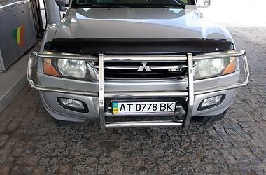 Mitsubishi Pajero Wagon 2000 в Черновцах
