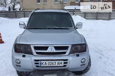 Mitsubishi Pajero Wagon 2006 в Киеве