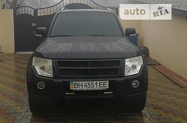 Внедорожник / Кроссовер Mitsubishi Pajero Wagon 2007 в Одессе