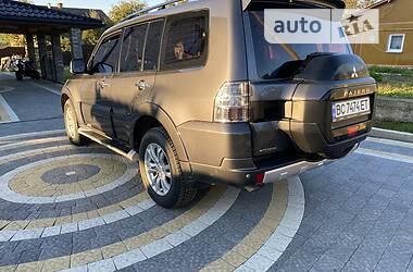 Внедорожник / Кроссовер Mitsubishi Pajero Wagon 2015 в Львове