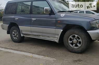 Внедорожник / Кроссовер Mitsubishi Pajero Wagon 1997 в Одессе