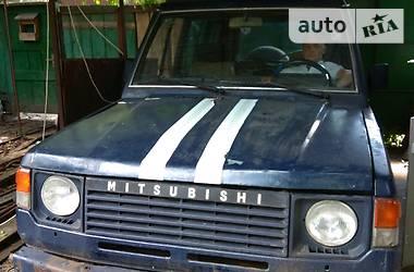 Mitsubishi Pajero 1986 в Киеве