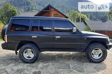 Mitsubishi Pajero 1998 в Ивано-Франковске