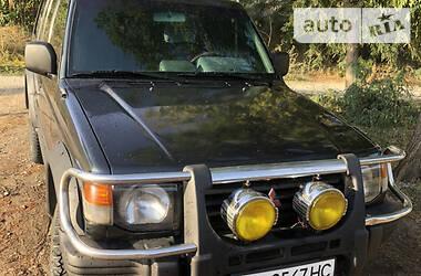 Mitsubishi Pajero 1993 в Запорожье