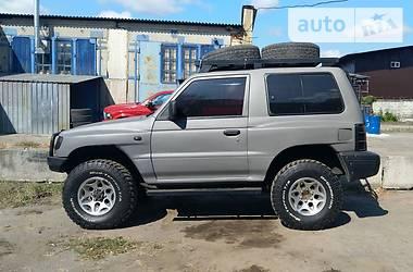 Позашляховик / Кросовер Mitsubishi Pajero 1999 в Харкові