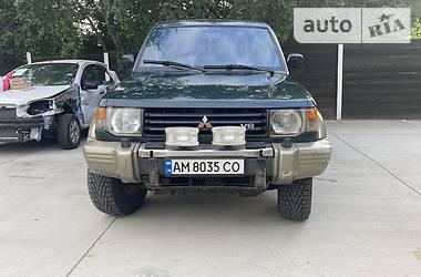 Позашляховик / Кросовер Mitsubishi Pajero 1996 в Бердичеві