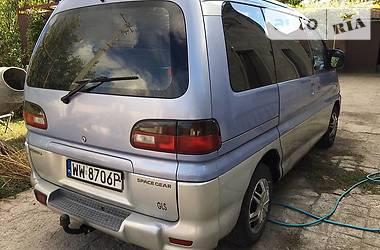 Mitsubishi Space Gear 1997