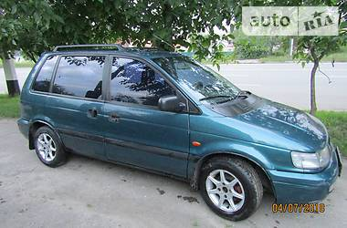 Mitsubishi Space Runner 1998 в Житомире