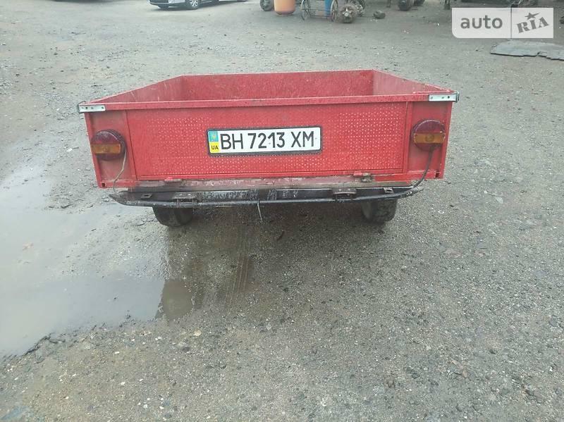 ММЗ 81021 1988 в Одессе