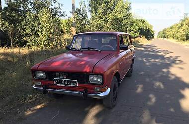 Москвич/АЗЛК 2137 1976 в Добровеличківці