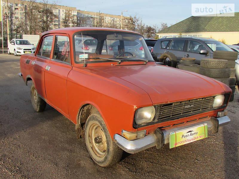 Москвич / АЗЛК 21406 1986 в Кропивницком