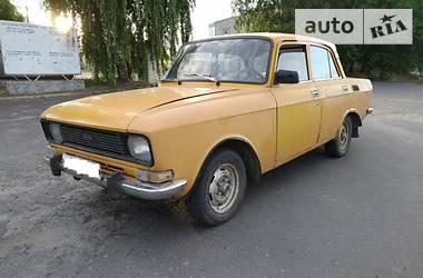 Москвич/АЗЛК 2140 1985 в Великой Багачке