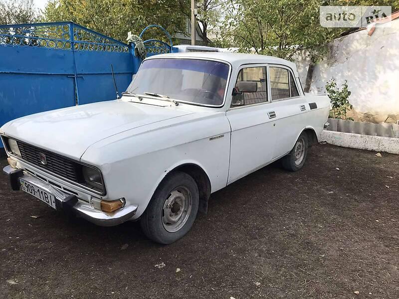 Москвич/АЗЛК 2140