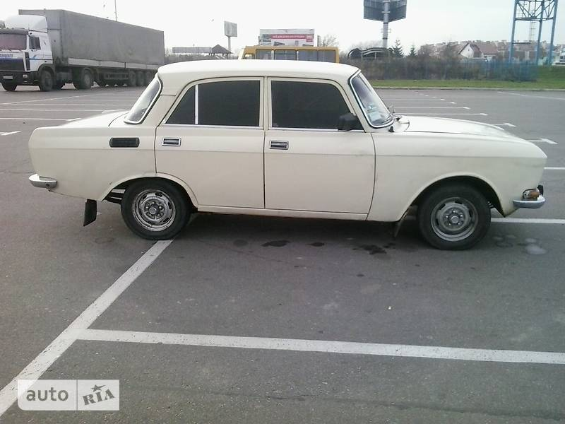 Москвич / АЗЛК 2140 1982 в Львове