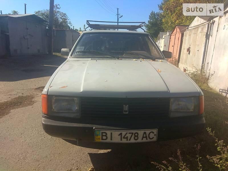 Москвич / АЗЛК 2141 1989 года в Полтаве