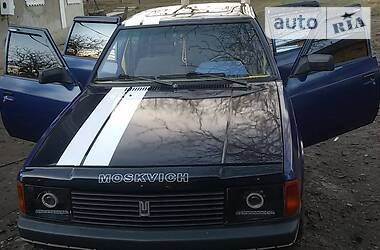 Москвич/АЗЛК 2141 1992 в Бучаче