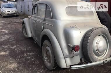 Москвич / АЗЛК 401 1955 в Одессе