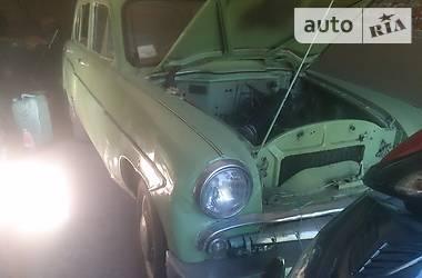 Москвич / АЗЛК 407 1960 в Днепрорудном