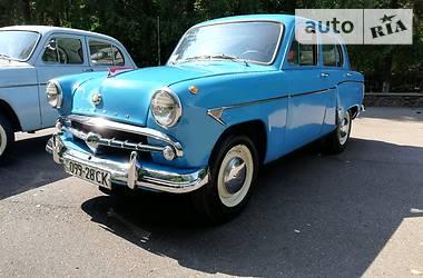 Москвич / АЗЛК 407 1958 в Киеве
