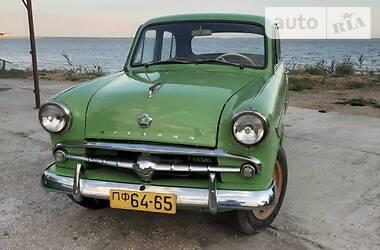 Москвич/АЗЛК 407 1959 в Мариуполе