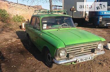 Москвич / АЗЛК 412 1989 в Новоукраинке