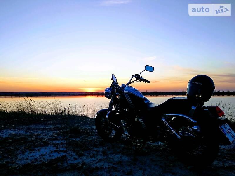 Moto-Leader ML 2018 в Калуше