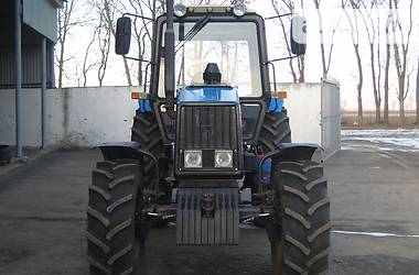 МТЗ 1221 Беларус  2012