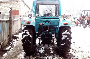 МТЗ 80 Беларус 1991 в Подольске