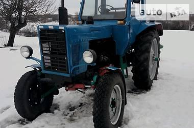 МТЗ 80 Беларус 1990 в Ружине