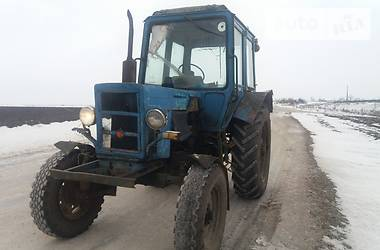МТЗ 80 Беларус 1990 в Тернополе