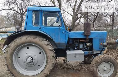 МТЗ 80 Беларус 2000 в Сквире