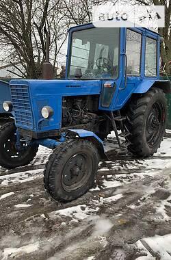 МТЗ 80 Беларус 1989 в Ахтырке