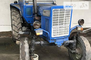 Трактор сельскохозяйственный МТЗ 80 Беларус 1986 в Городке
