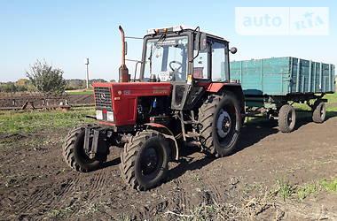 МТЗ 82.1 Беларус 2008 в Зенькове
