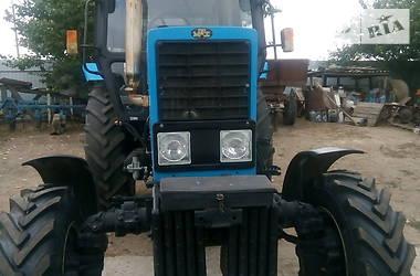 МТЗ 82.1 Беларус 2012 в Скадовске