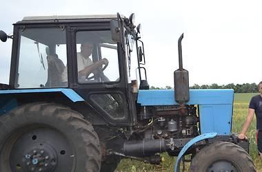МТЗ 82.1 Беларус 2002 в Сватово