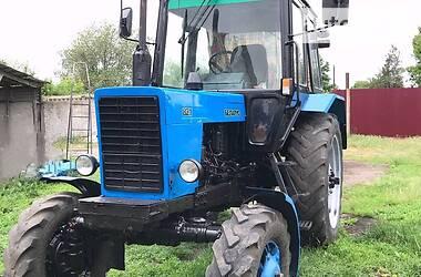 Трактор МТЗ 82.1 Беларус 1994 в Днепре
