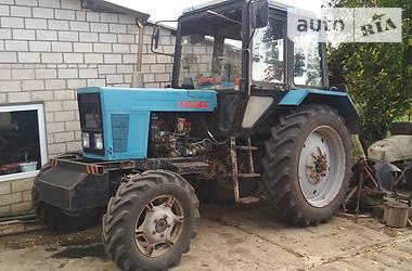 Трактор сельскохозяйственный МТЗ 82.1 Беларус 1994 в Чечельнике