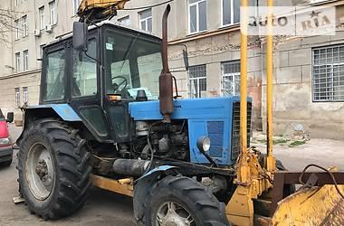 МТЗ 82 Беларус 1992 в Одессе