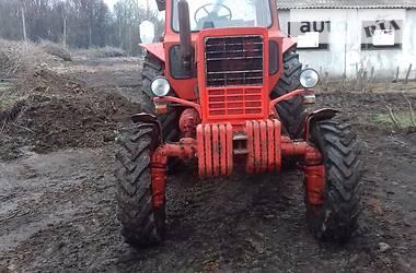 МТЗ 82 Беларус 1987 в Ичне