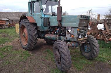 Трактор сельскохозяйственный МТЗ 82 Беларус 1982 в Тернополе