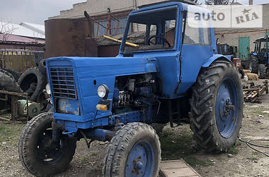 Трактор сельскохозяйственный МТЗ 82 Беларус 1990 в Тернополе