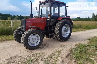 Трактор сельскохозяйственный МТЗ 820 Беларус 2002 в Коломые
