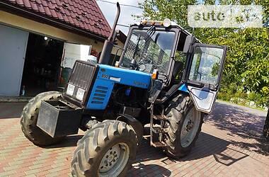 Трактор сельскохозяйственный МТЗ 892 Беларус 2008 в Красилове