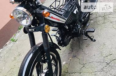 Мотоцикл Туризм Musstang MT 110 2019 в Ровно
