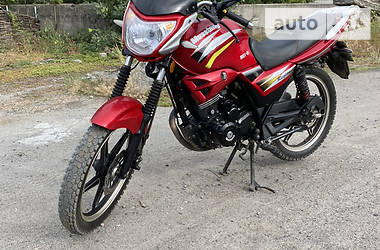Мотоцикл Классік Musstang MT 150-8 2019 в Новомосковську